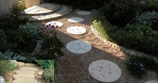 Round Patio Stone Amp Moon Stone Landscape Patio Stone