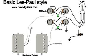 Les Paul Wiring Diagram  http:wwwautomanualparts