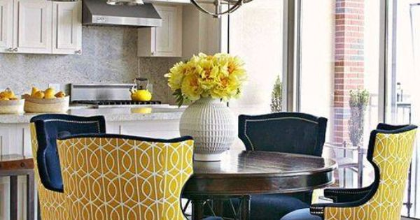 How To Modernize Your Dining Room Mustard Yellow Home