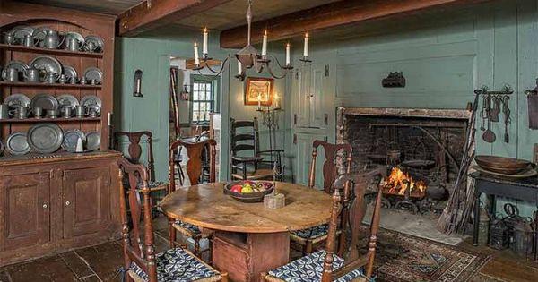 Millbrook New York Historic Tavern House My Dad