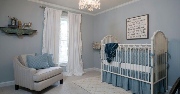 A 1940s Vintage Fixer Upper For First Time Homebuyers Nursery Ideas Chip And Joanna Gaines
