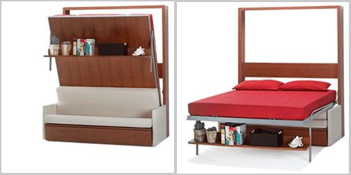 11 Space Saving Fold Down Beds For Small Spaces, Furniture