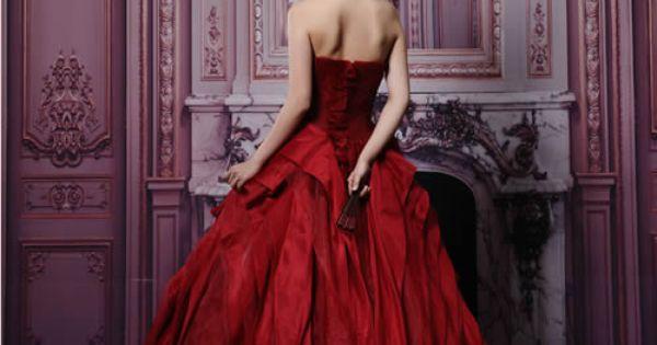 Designer Burgundy Formal Masquerade Ball Gown Dress Plus