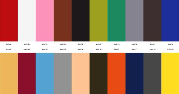 Corbusier Colors