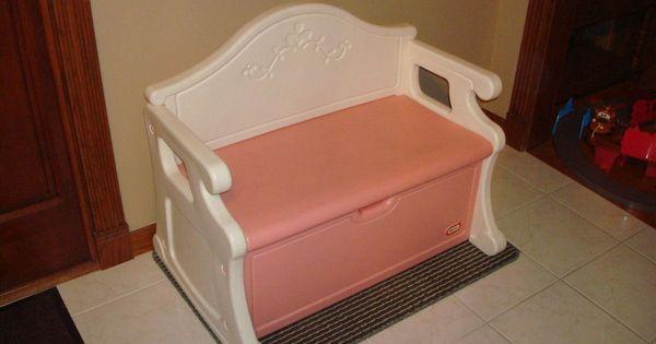 Rare Vintage Little Tikes Pink Princess Childs Victorian