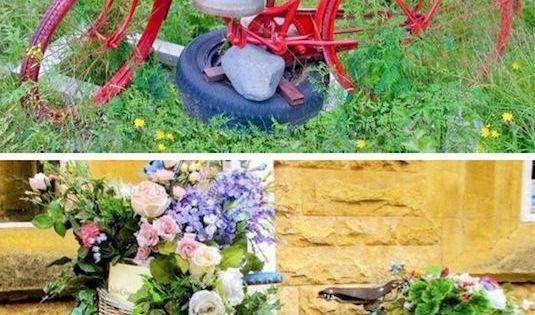 10 Cheap But Creative Ideas For Your Garden 5