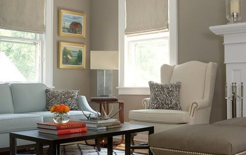 Best Valspar Greige Love The Color Of The Walls In This