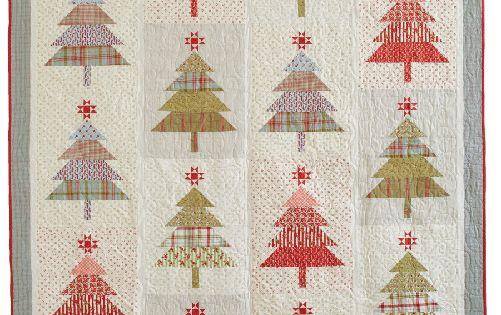 Santas Tree Farm Design By Wendy Sheppard Quilting
