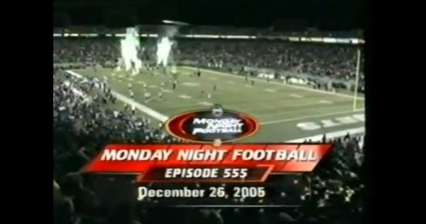 Monday Night Football, last telecast on ABC | ABC Sports ...