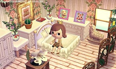 This room is so beautiful, it almost doesn't look real ... on Animal Crossing New Horizons Bedroom Ideas  id=26545