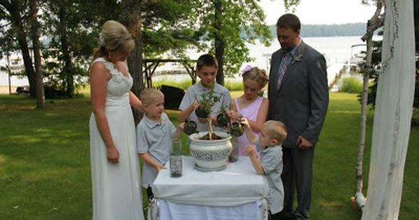 Tree Ceremony Wedding Script-- Blended Family