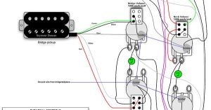 Jimmy Page 50s Wiring  MyLesPaul | Instruments | Pinterest | Guitars, Guitar building and