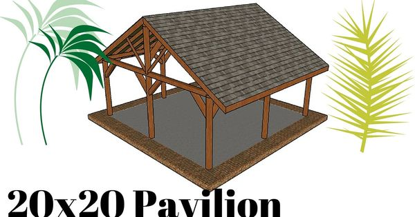 Outdoor Pavilion Plans How To Build An Outdoor Pavilion