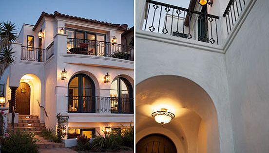 Modern Spanish Style Homes Project Gallery