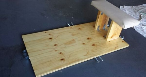 Hip Thrust Quot Machine Quot Diy Projects Worth Doing