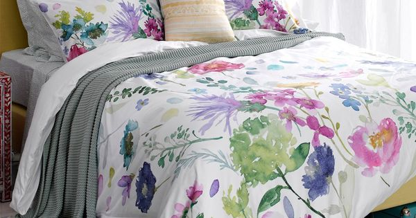 Bluebellgray Tetbury Meadow Duvet Cover More Linens Ideas