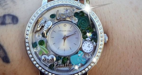 Origami Owl's New Locket Watch Is Just Gorgeous! Change