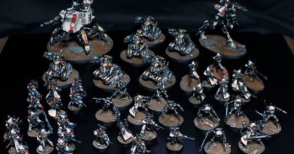 Adeptus Mechanicumskitarii Metalica Tabletop Pinterest