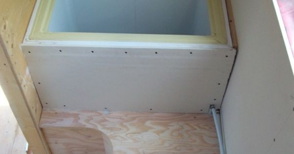 Chest Freezer Re Purposed As Insulated Japanese Style Sit