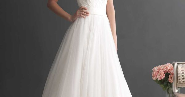Allure Romance Wedding Dresses Price Range: $501