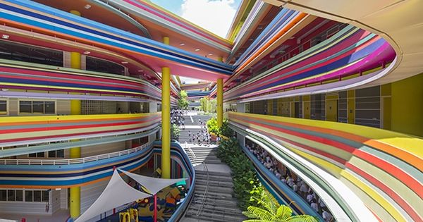 Nanyang Primary School Extension | Singapore | Facade 2015 ...