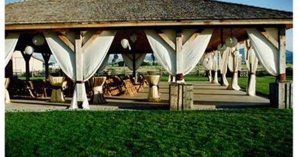 Great Idea For A Park Pavilion!