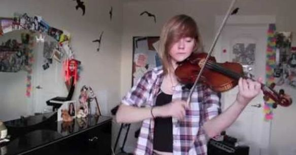 """This is Gospel"""" – Panic! At The Disco Violin Cover – YouTube"""