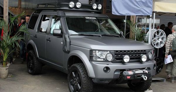 Discovery 4 Vehiculos Overland Pinterest Land Rovers