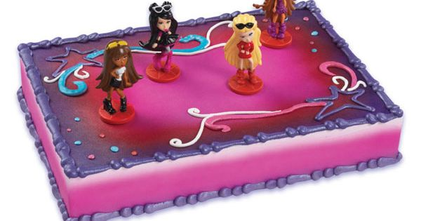 Bratz Cake Via Publix Cakes The Sweetest Pleasures