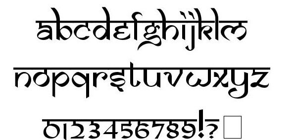 Download Free Download Font Hindi Style English Fonts - prioritylodge