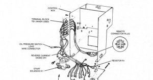 onan generator wiring diagram for model 65NH3CR16004P