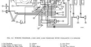 Wiring Diagram | 1963 Jeep J300 Gladiator Truck Build