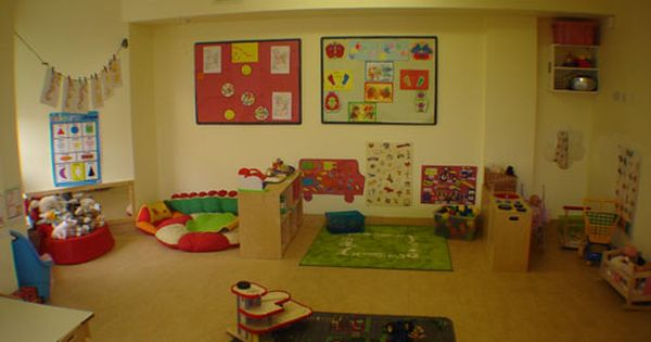 The Toddler Room Is A Bright Spacious