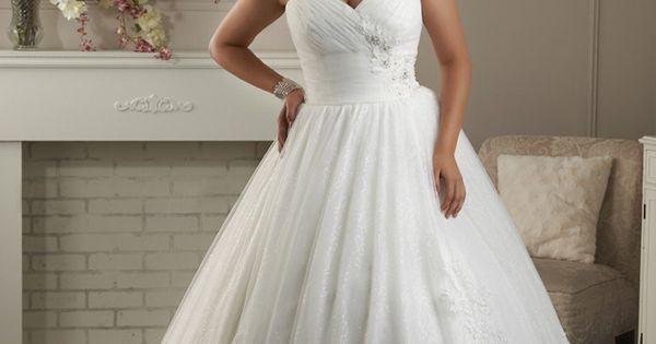 Ball Gown White Empire Waist Appliqued Custom Made 2014