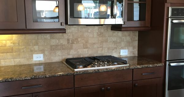 Gourmet Kitchen With Easy To Clean Cooktop Beautiful