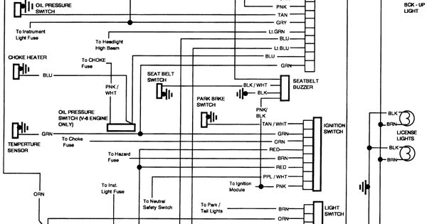 diagram wiring diagram 85 chevy pickup full version hd