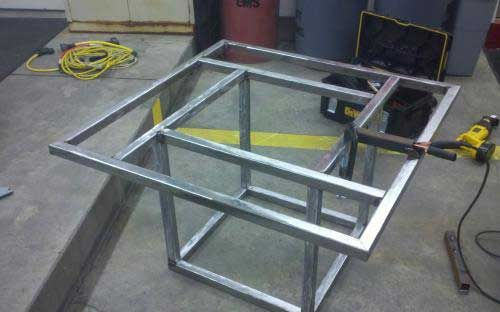9 Tables And Stools Gtgt Cool Welding Projects You Can Do