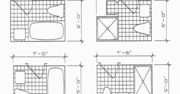 5x8 Bathroom Layout 5x8 Inside Full Bath With Tub