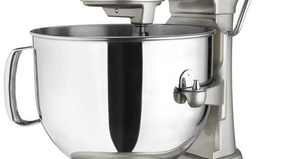 KitchenAid Pro Line KSM7586P 7 Qt Bowl Lift Stand Mixer