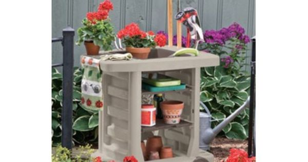 Suncast Garden Tool Center Just Google Garden Sink And