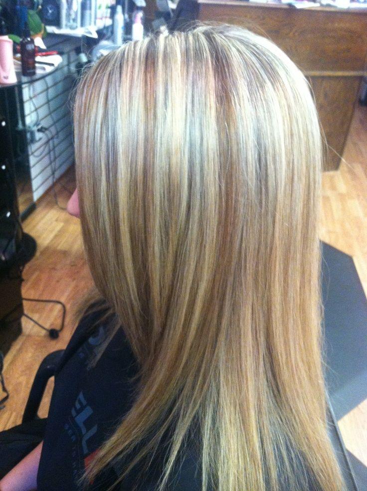 Long Sandy Blonde Hair Mane Attraction Pinterest