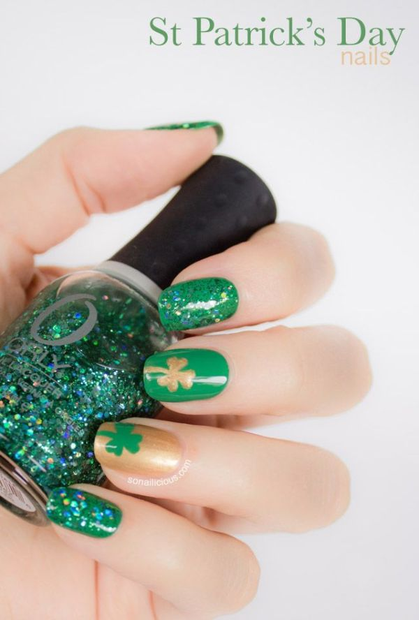 1000+ images about Green Nails on Pinterest | Blue ...