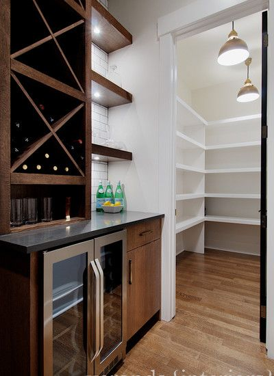 Walk In Pantry Design Page 9 For The Home Pinterest