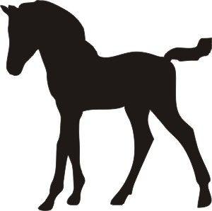 25 best images about Horses StencilsClipartEtc on