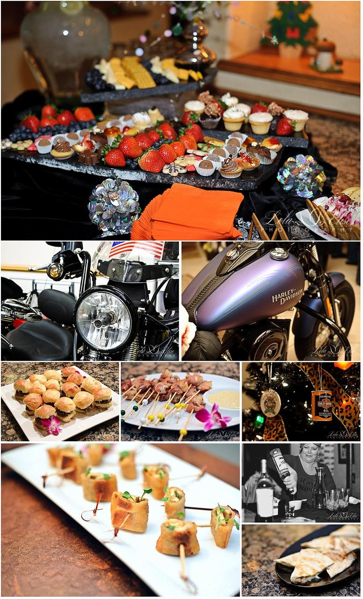 29 Best Images About Party Theme Harley Davidson On