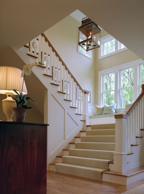 Wow…love the staircase &