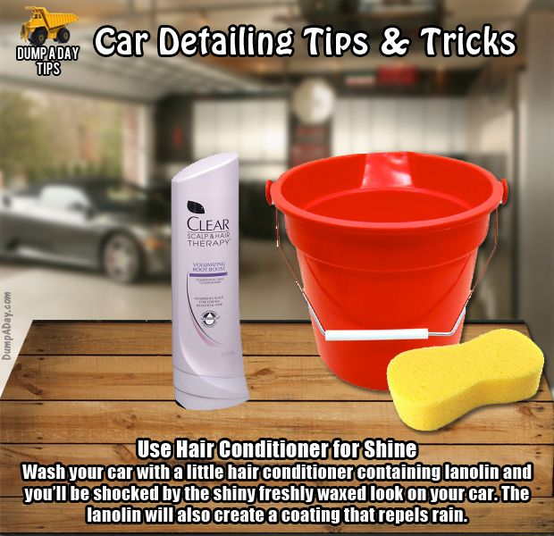 Detail Your Car Like The Pros With These Tips And Tricks