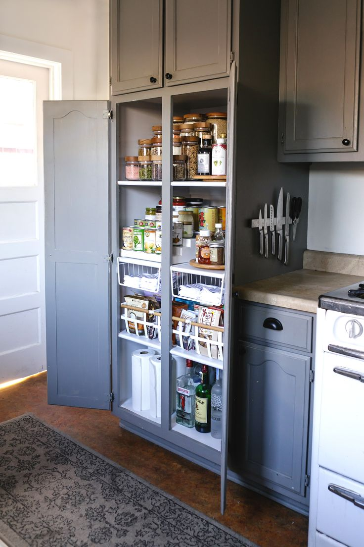 pantry organization makeover anne sage small spaces tiny house small space inspiration on kitchen organization for small spaces id=44713