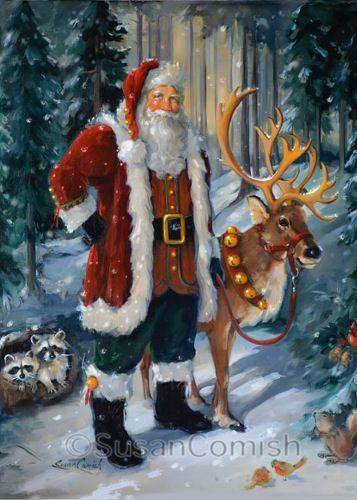Christmas Art Christmas Print And Christmas On Pinterest