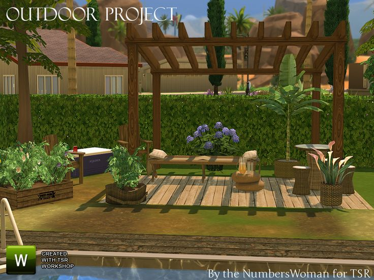 45 best images about Sims 4 CC Sets on Pinterest | Carpets ... on Cc Outdoor Living id=50156
